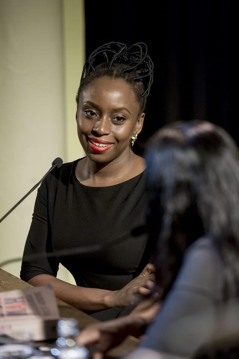 Chimamanda Ngozi Adichie and David Brooks on the Dangers of Single Storyism
