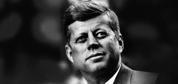 JFK 50 yrs 2