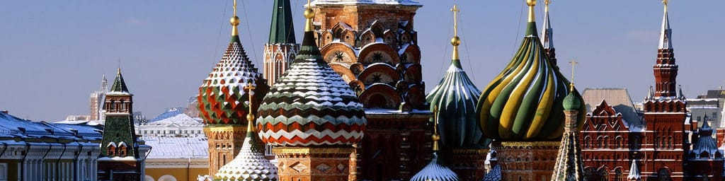 ????? ? ????? ??????? ????????? ?????????? (???? ??????? ??????????) ? ???????? ?????, ??????? ??????? (St Basil's Cathedral and Spassky Tower, Red Square)
