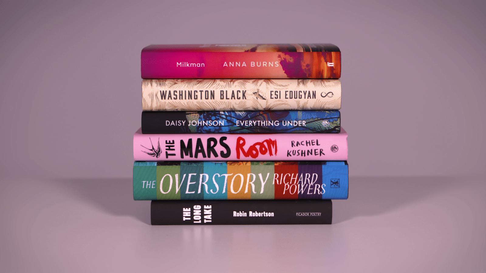 Man Booker Prize shortlist announced