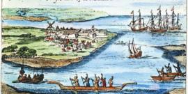 New Amsterdam Stories: Part Three