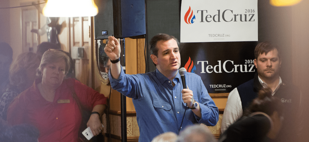 LOCAL, GLOBAL: DE RALLY VAN TED CRUZ IN NEW HAMPSHIRE